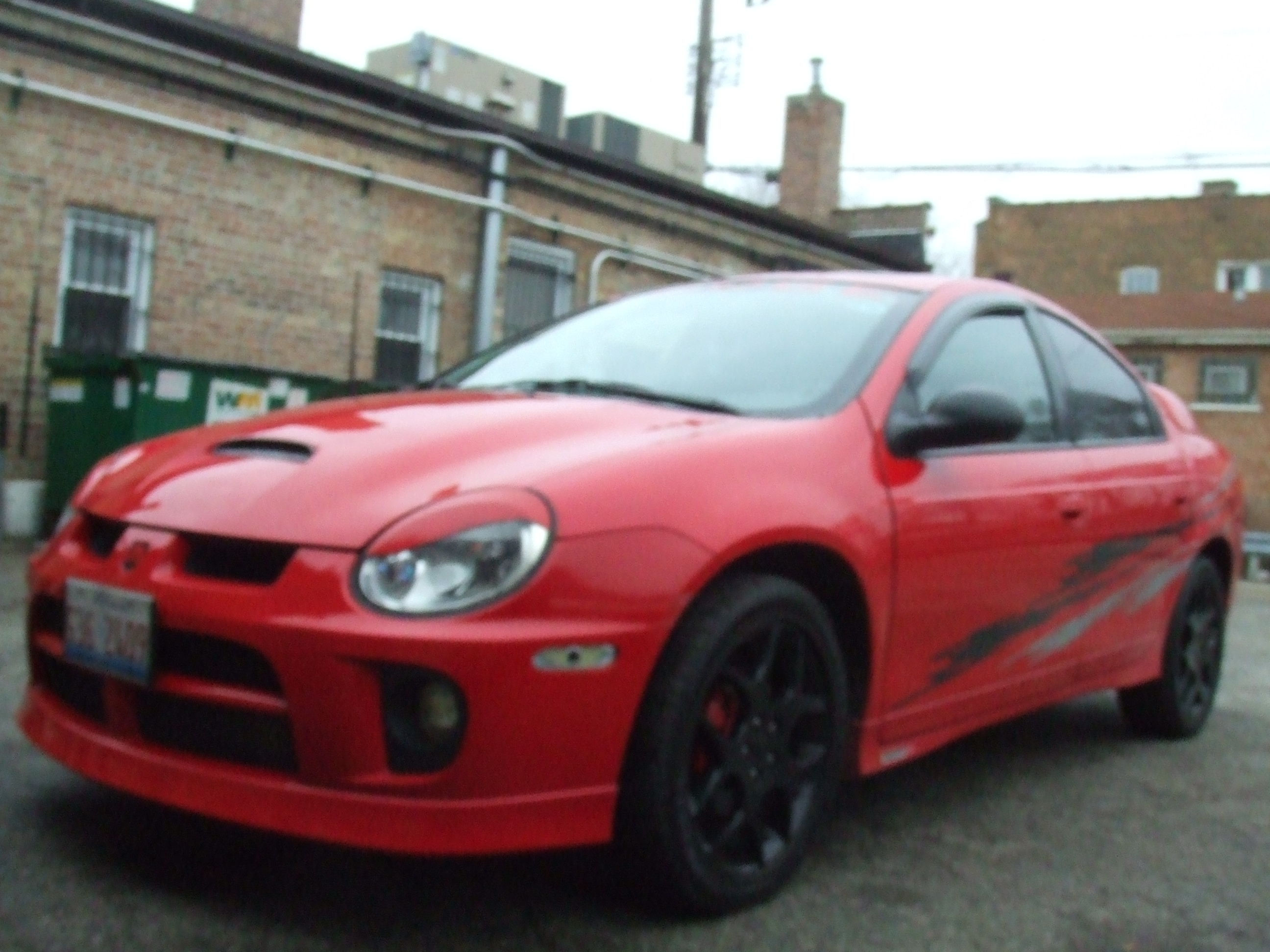 2004 Dodge Neon SRT4 Performance Upgrade